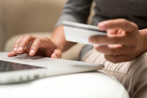 High Risk Merchant Account Man Buying CNP