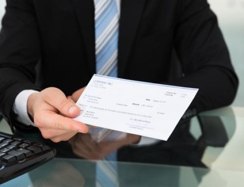 Security Checks for Accepting Checks