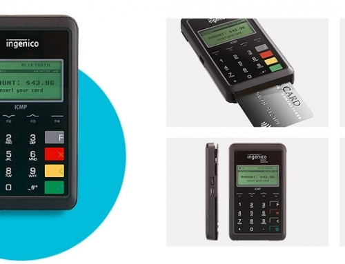 Ingenico iCMP Mobile Card Reader
